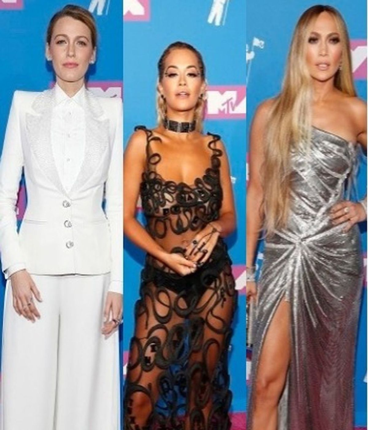 Los mejores 'looks' de los VMA 2018