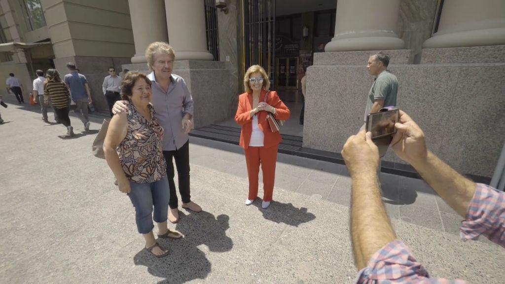 ¡Nadie conoce a Mª Teresa! Edmundo, el gran protagonista en Santiago de Chile
