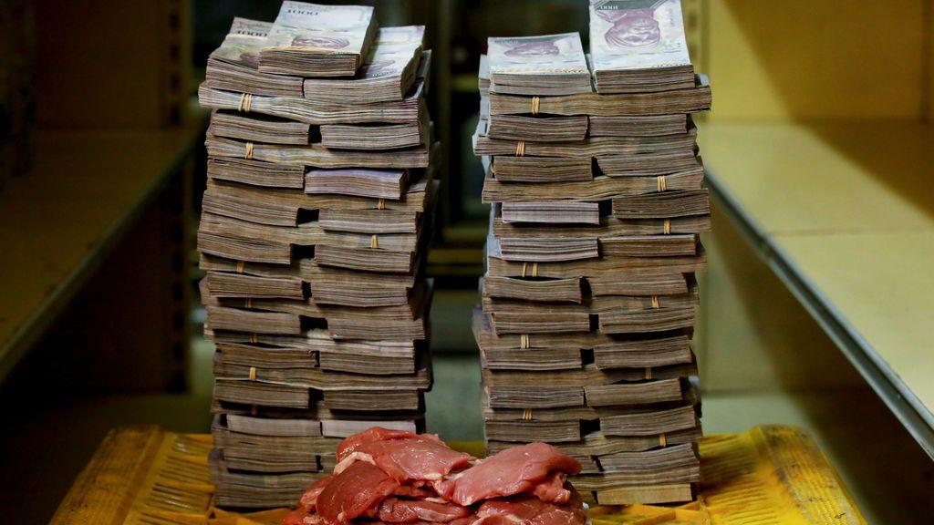 Lo que cuesta un kilo de carne en Venezuela