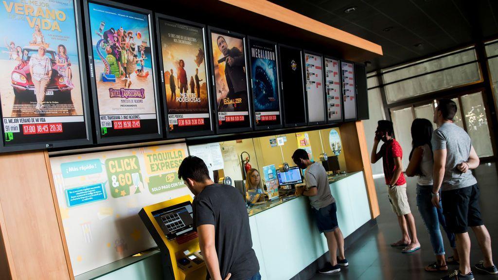 Advertencia a las salas de cine: la bajada del IVA cultural no llega al espectador