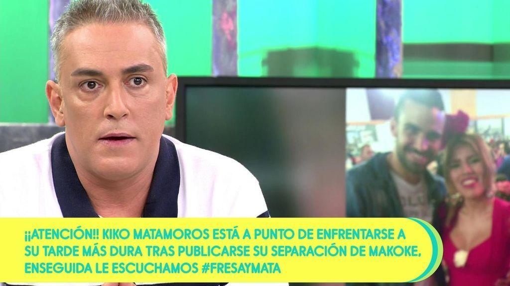 """Kiko Hernández: """"Me ha llamado una persona asegurando que era el guardia civil de 'La Manada"""""""