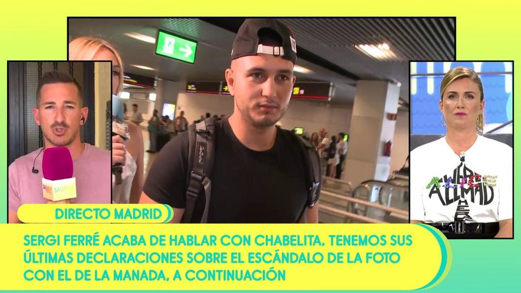 Omar  Montes, muy afectado tras conocer todos los detalles de la fotografía de Chabelita en Matalascañas