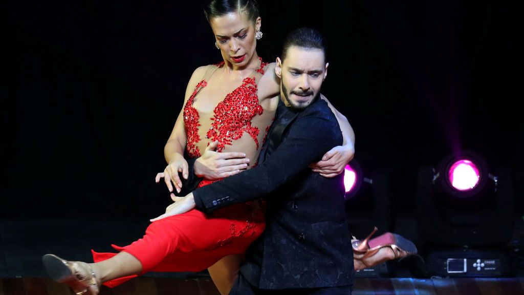Competición mundial de tango