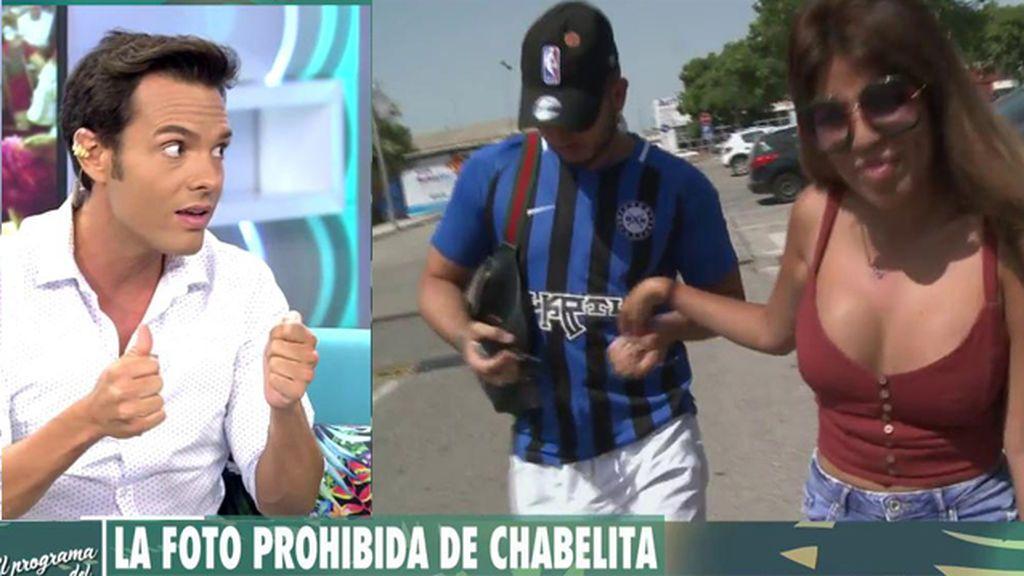 Así Es La Foto Prohibida De Chabelita Semidesnuda Que Pone En