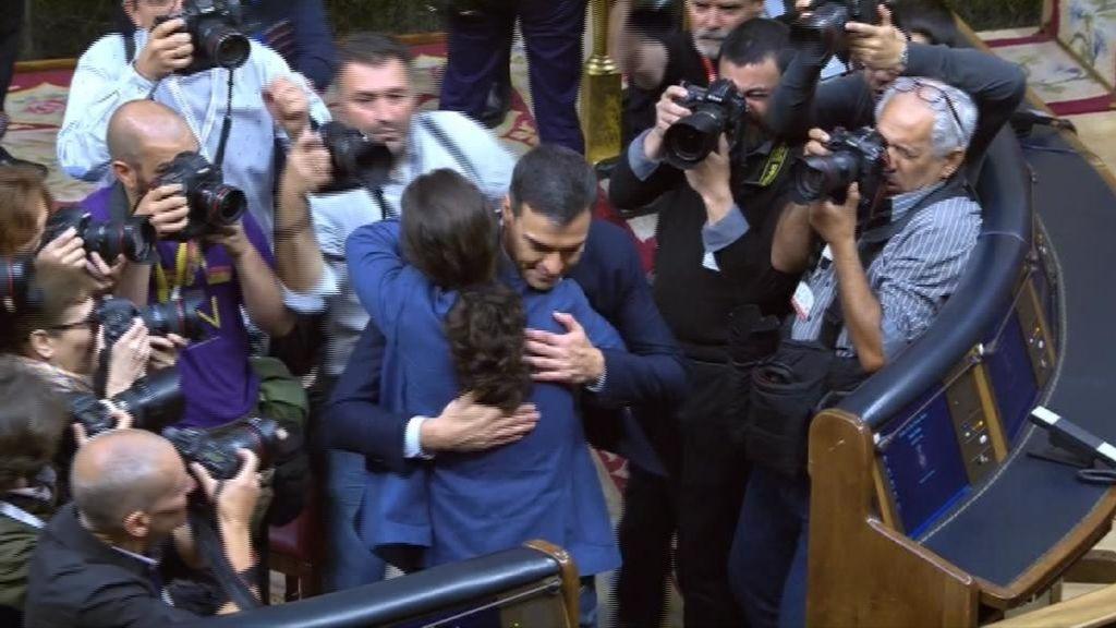 Sánchez e Iglesias pactan para esquivar la mayoría del PP en el Senado