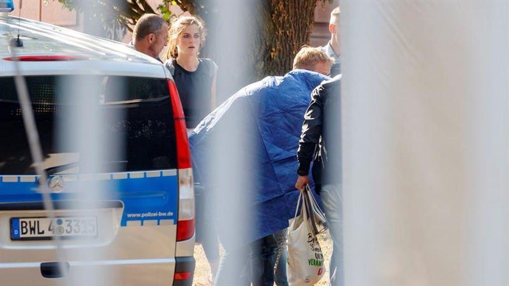 Juzgan a un terrorista radical en Alemania