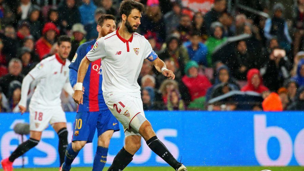 Nico Pareja abandona el Sevilla tras rescindir su contrato