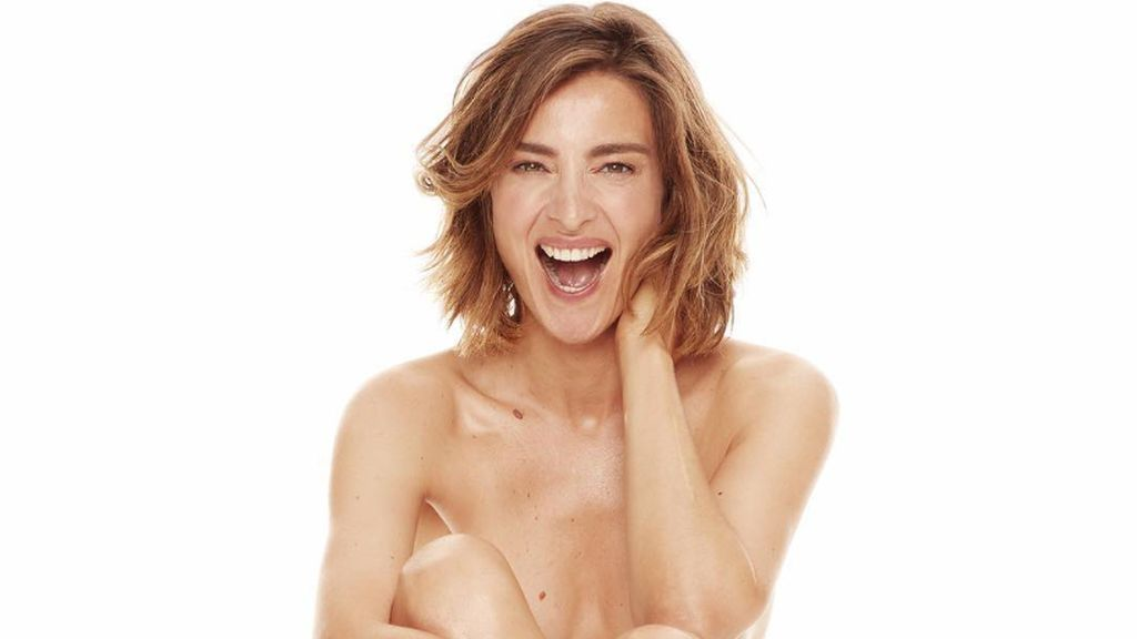 Sandra Barneda supera el reto 'Women's Health' ¡y lo celebra con un desnudo integral!