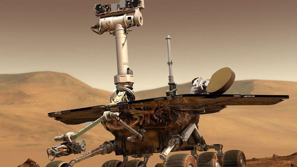 ¿Por qué el Opportunity está callado? La NASA tiene esperanzas en volver a contactar con él