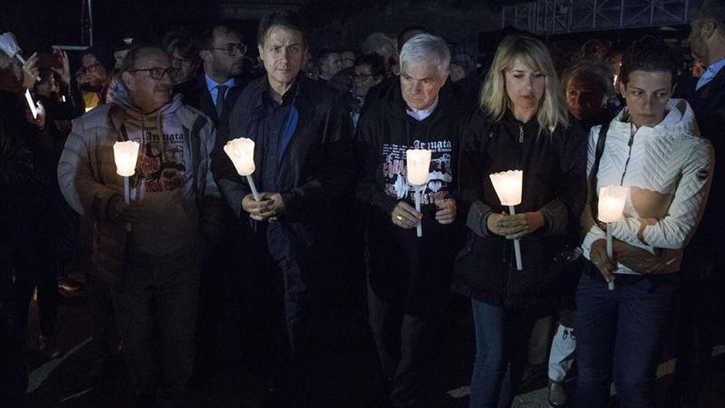 Dos años del terremoto en el centro de Italia