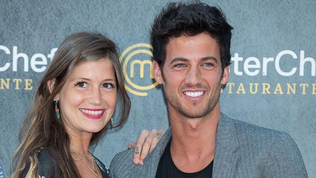 Miri y Jorge se conocieron en la quinta edición del programa 'Masterchef' (La 1).