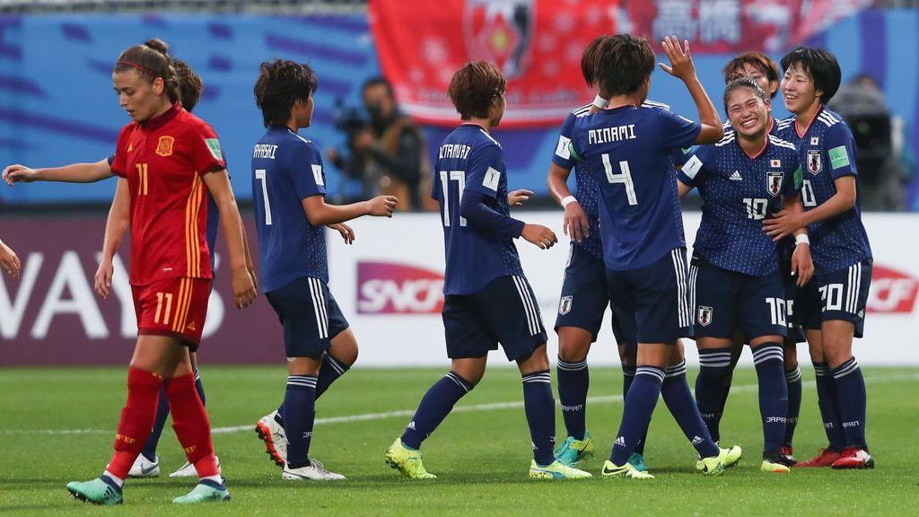 España recibe un castigo excesivo (1-3) y cae ante Japón en la final del Mundial Sub-20