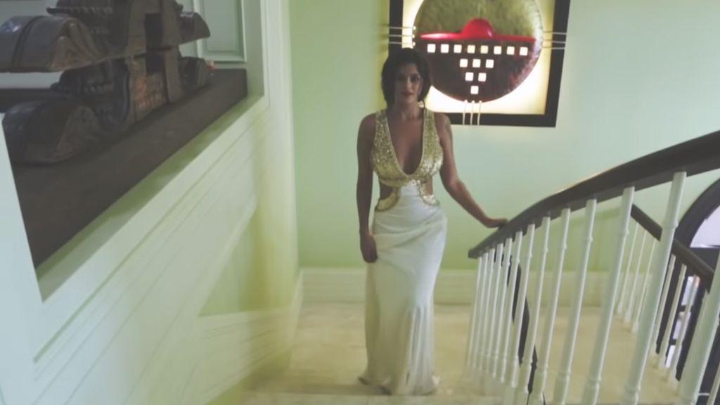 """Lola Ortiz graba un vídeo """"sensual"""": las fotos más hot"""