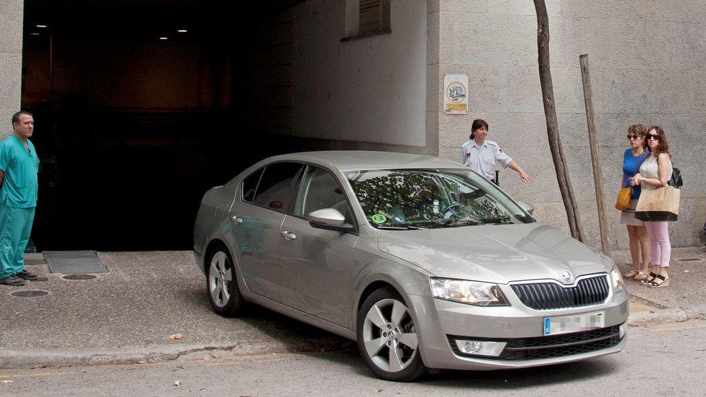 Dolors Bassa vuelve a la cárcel tras visitar a su madre en un hospital de Girona