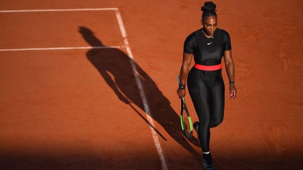 """Roland Garros censura el traje postparto de Serena Williams: """"es inaceptable"""""""