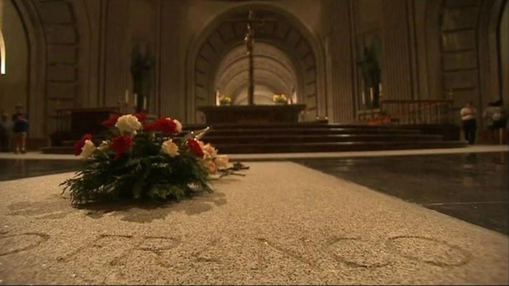 El BOE publica el decreto para llevar a cabo la exhumación de Franco