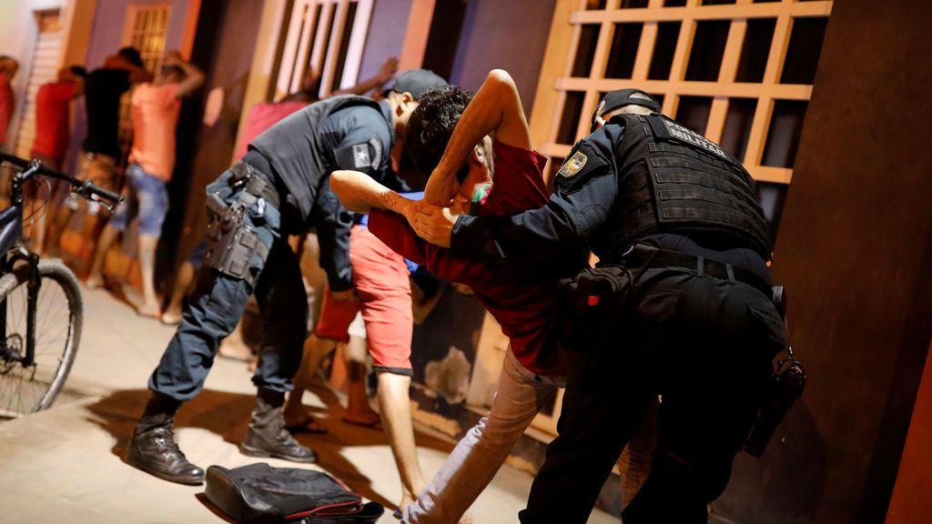 Más de 1.000 personas detenidas en Brasil en una operación contra los feminicidios