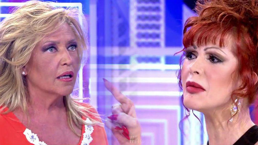 El golpe bajo de Yurena contra Lydia Lozano recordándole el 'caso Ylenia Carrisi'