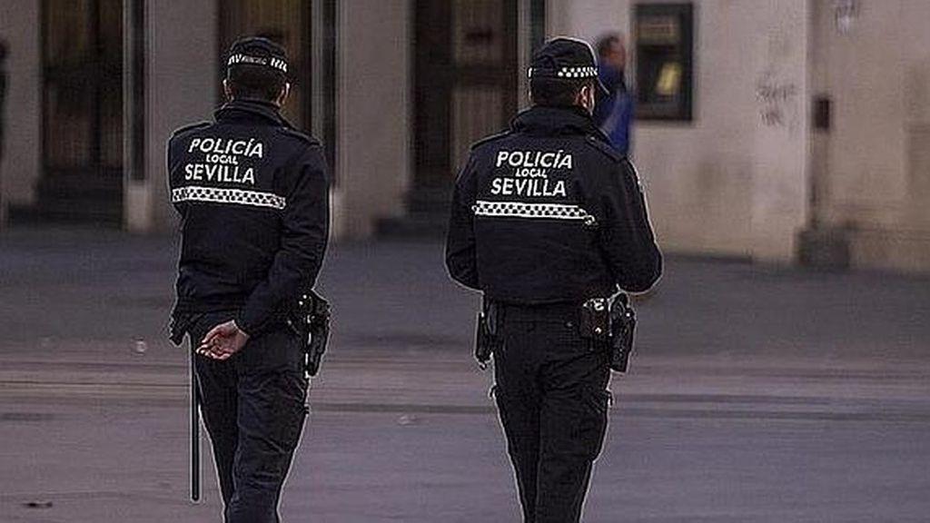 Detenido en Sevilla tras provocar lesiones a un menor con un cuchillo