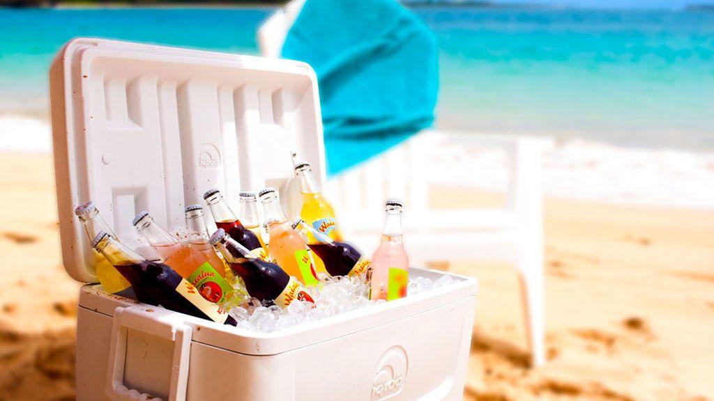 Lo vas a petar: siete neveras de playa (con sorpresas 'disfrutonas') que te harán muy feliz