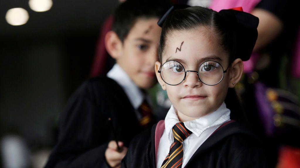 Cuando una niña de 6 años convence a su padre para leer 'Harry Potter'