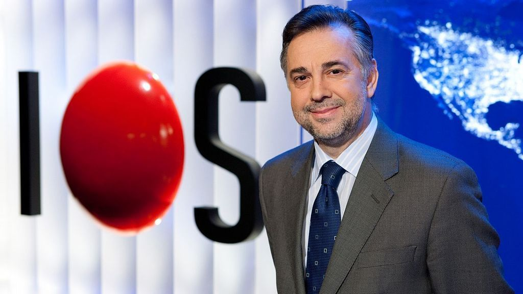 Jenaro Castro, destituido por TVE como director de 'Informe semanal'.