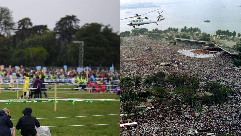 La pederastia pasa factura al Papa, perdiendo más de un millón de seguidores en Dublín