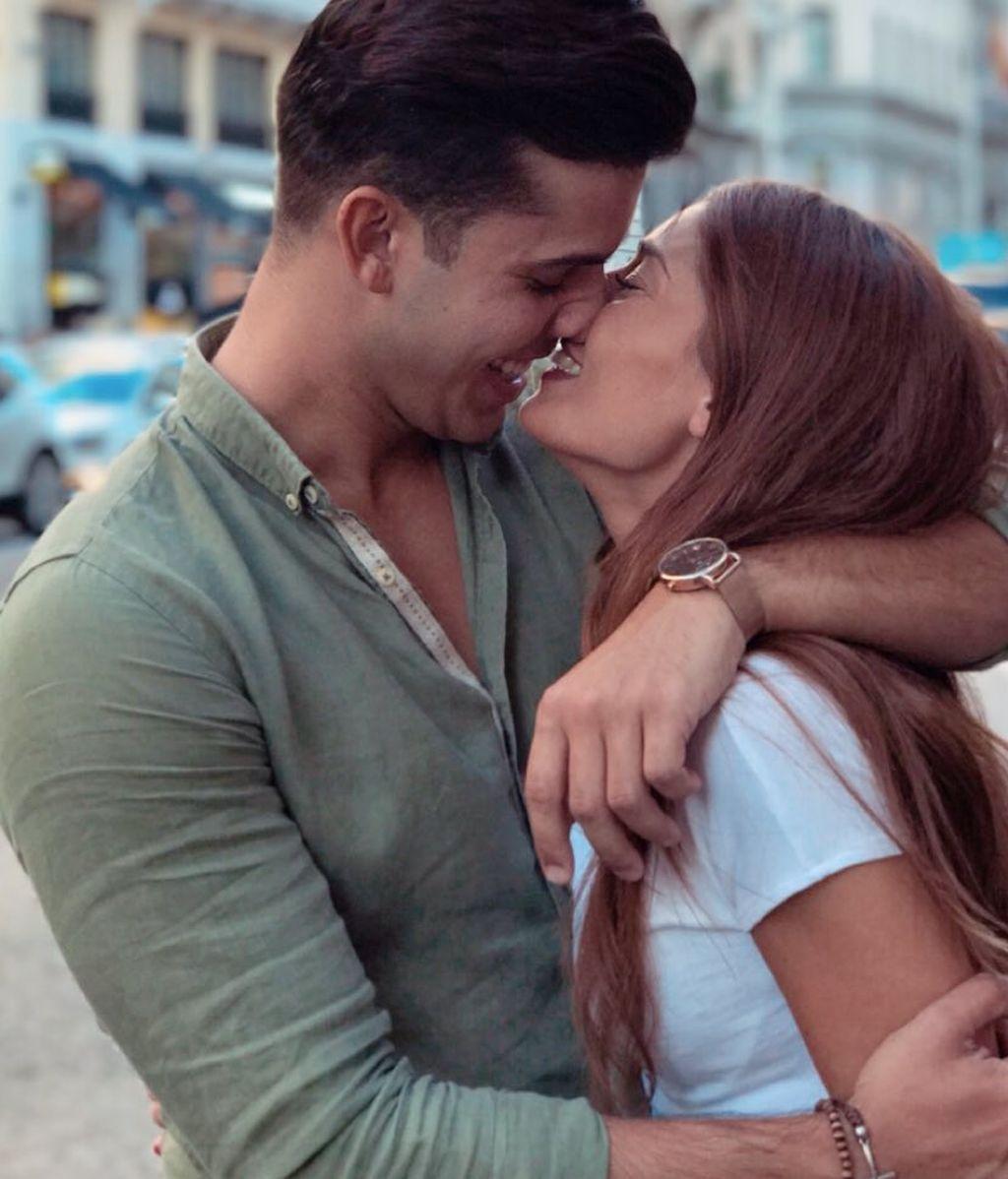 La felicitación de cumpleaños más romántica de Yera 'MyH' a Ainhoa