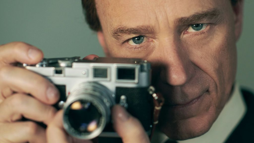 Ben Daniels en 'The crown'.