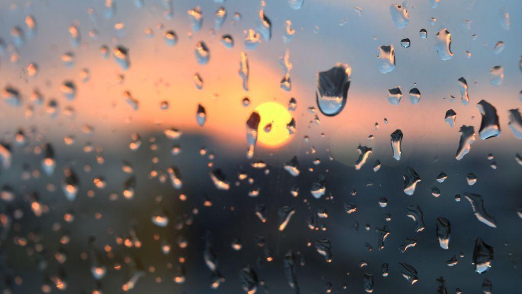 36ºC en Bilbao: el' caos meterologico' se materializa en bochorno y tormentas