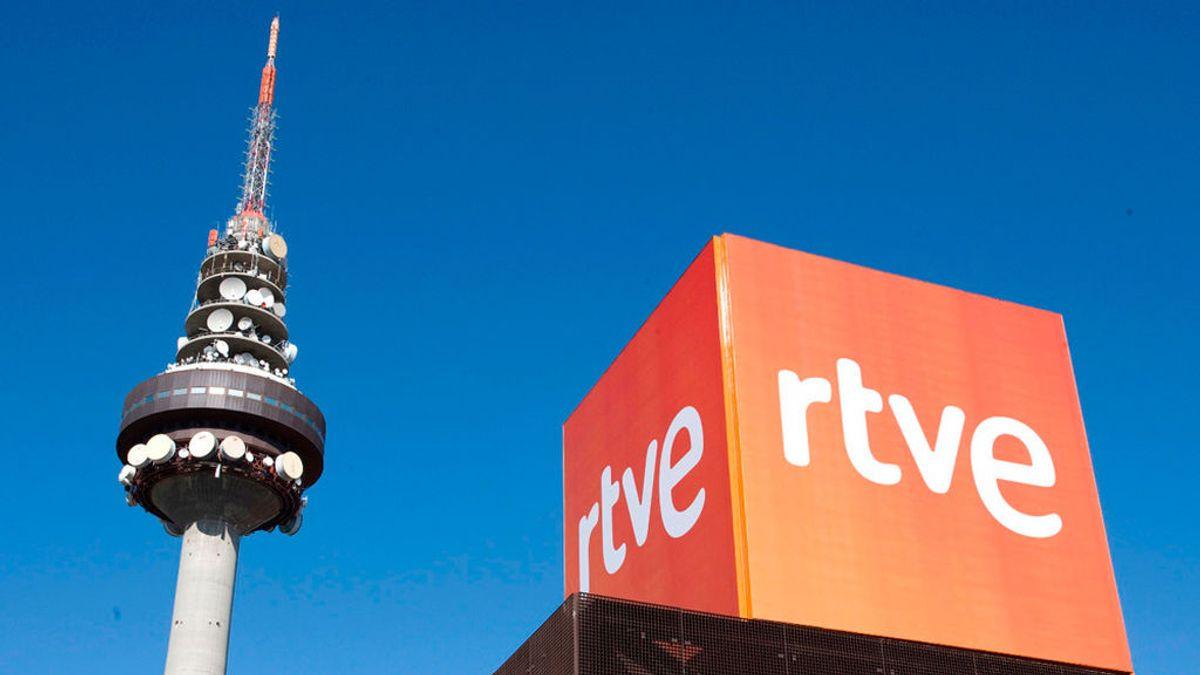 Sede de RTVE, en Madrid.