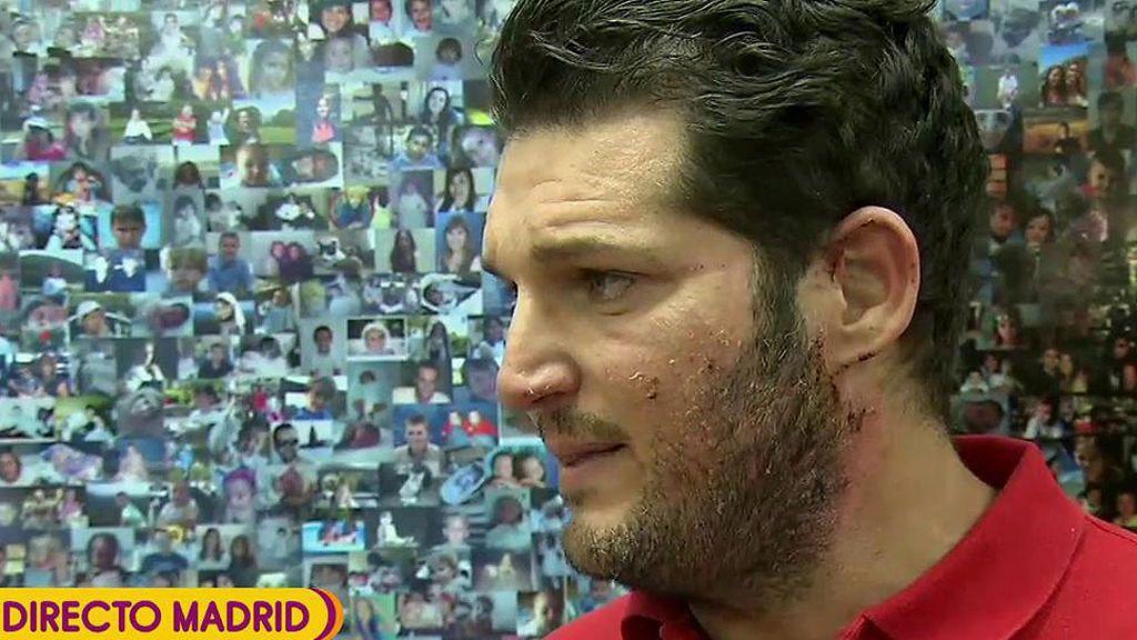 """Manu Tenorio, tras recibir el alta médica: """"Tengo espíritu peleón"""""""