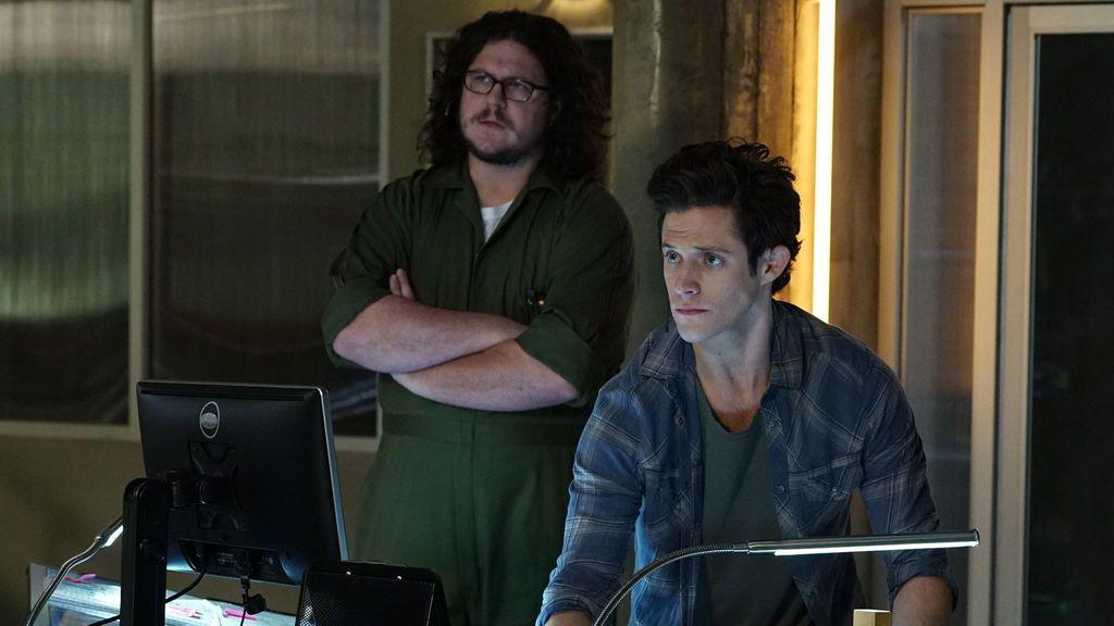 Primer capítulo de la segunda temporada de 'Stitchers', el miércoles 29 de agosto (23.00) en Divinity.