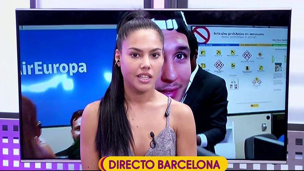 """Apolonia asegura que Omar Montes fue desleal a Chabelita durante la grabación del videoclip: """"Intimamos y no solo un beso"""""""