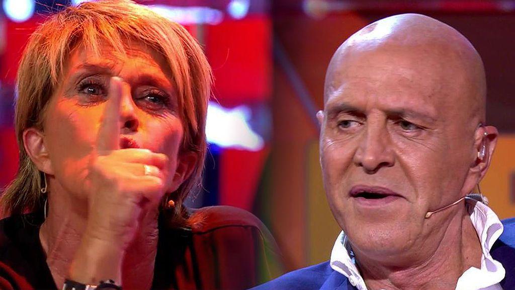 """Duelo de acusaciones entre Kiko Matamoros y Chelo García Cortés: """"Eres muy falsa y tramposa"""""""