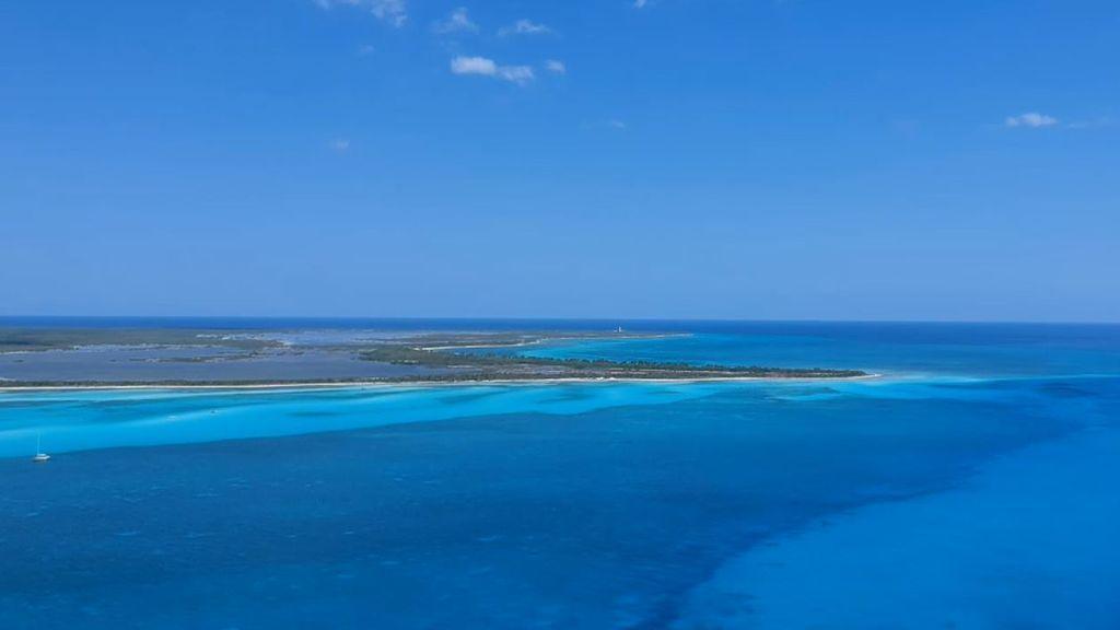 El mar 'cielo' de la península de Yucatán, el auténtico paraíso desconocido
