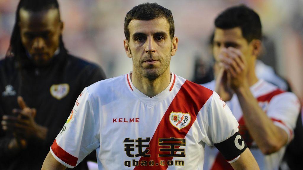 Roberto Trashorras anuncia su retirada del fútbol a los 37 años de edad