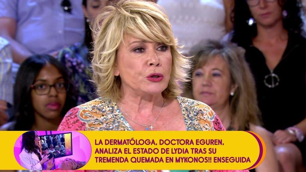 """Mila Ximénez, sobre la estafadora de famosos: """"Estuve a punto de decirle a la policía que hiciera un registro en mi casa"""""""