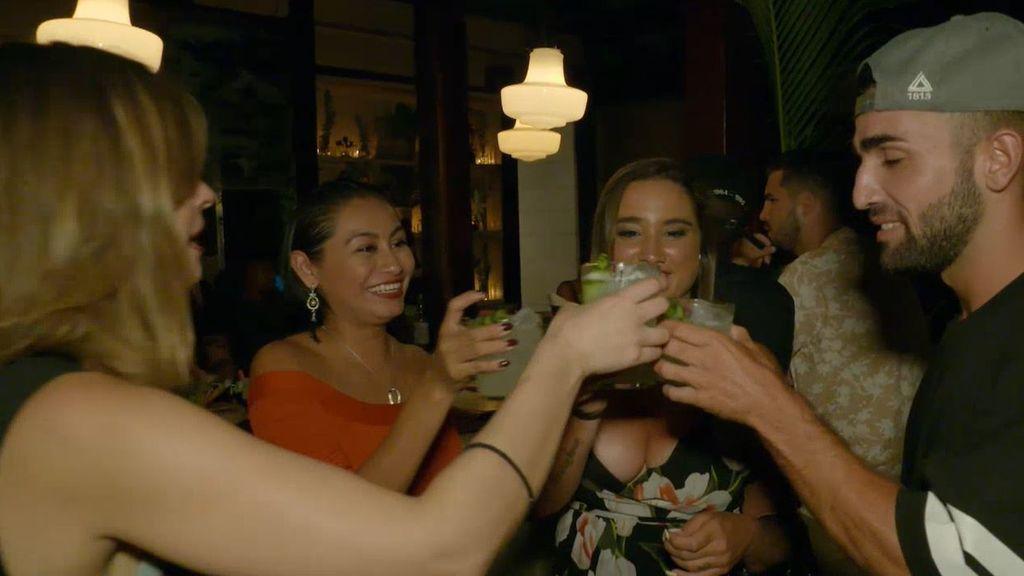 De fiesta por Tulum, el lugar en el que beben tequila DiCaprio y las Kardashian