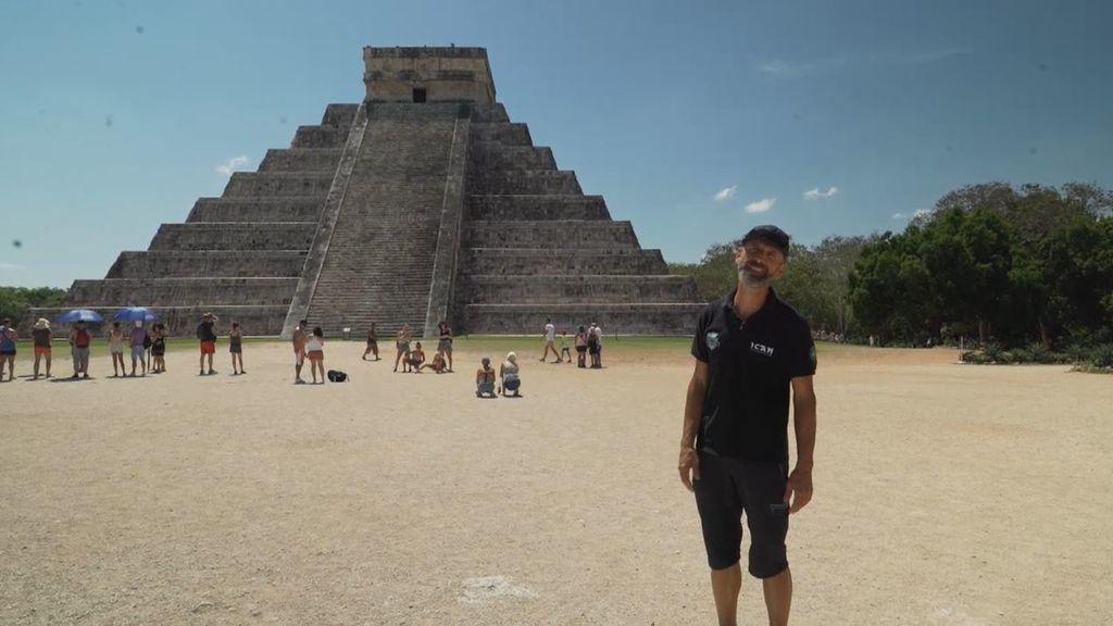 Las pirámides maya, los templos que son una auténtica obra de arte