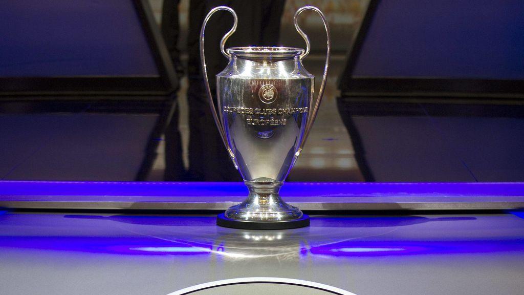 Sigue al minuto el sorteo de la fase de grupos de la Champions
