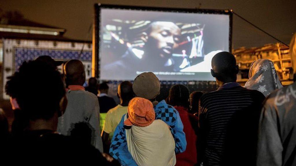 Cine urbano en barrios desfavorecidos de Kenia
