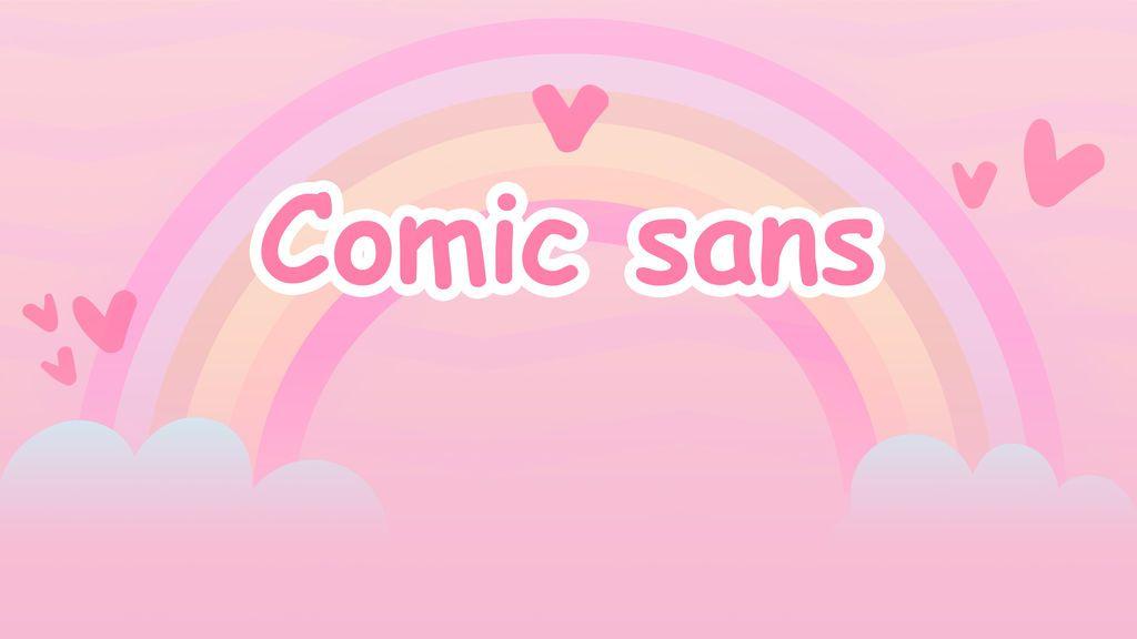 Hemos odiado la Comic Sans por encima de nuestras posibilidades (y ahora vamos a arrepetirnos)