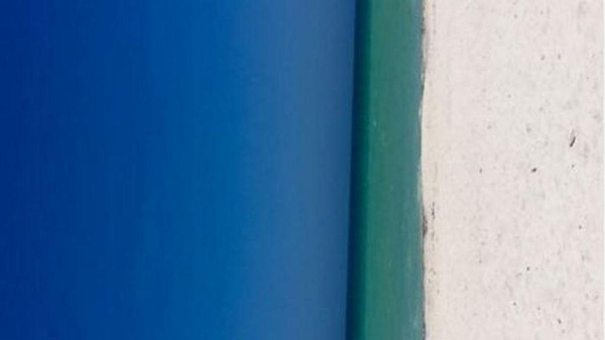 ¿Playa o puerta? El nuevo reto visual que ha abierto el debate en las redes