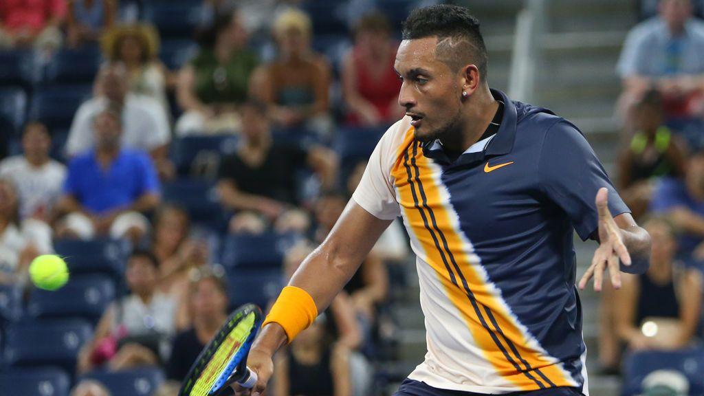 El US Open no sancionará al juez de silla Mohamed Lahyani tras su ayuda a Kyrgios en su partido ante Herbert