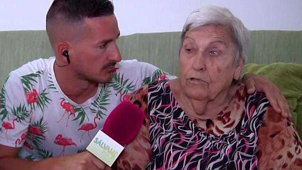 """La abuela de Georgina le manda un mensaje: """"Tengo muchas ganas de verte"""""""