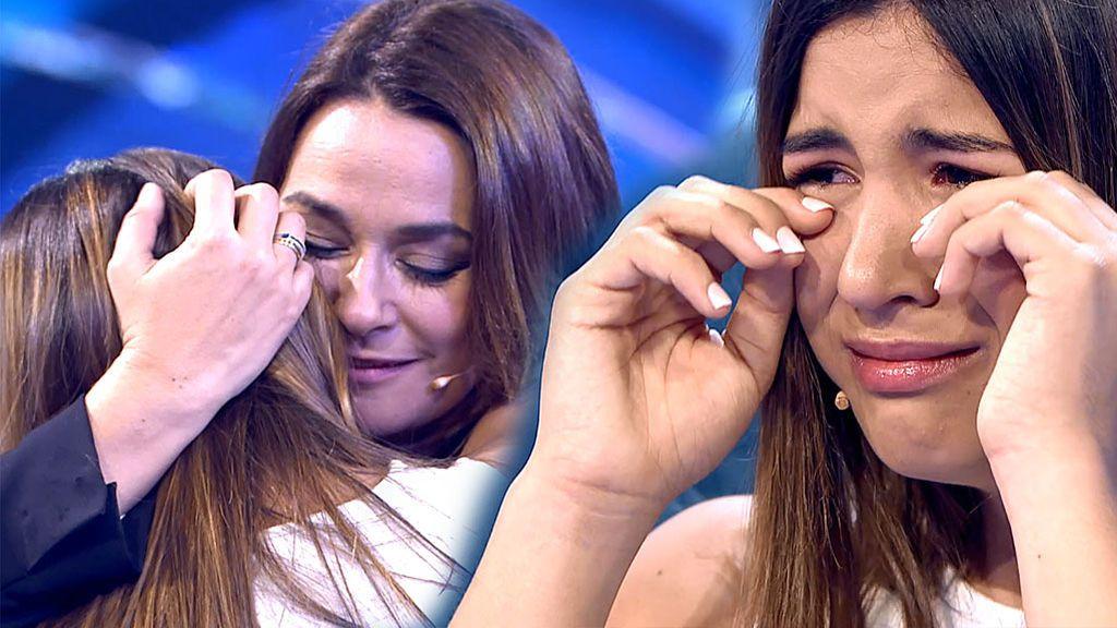 """Natalia se lleva la sorpresa de su vida al conocer a Toñi Moreno: """"¡Me quiero ir a vivir con ella!"""""""