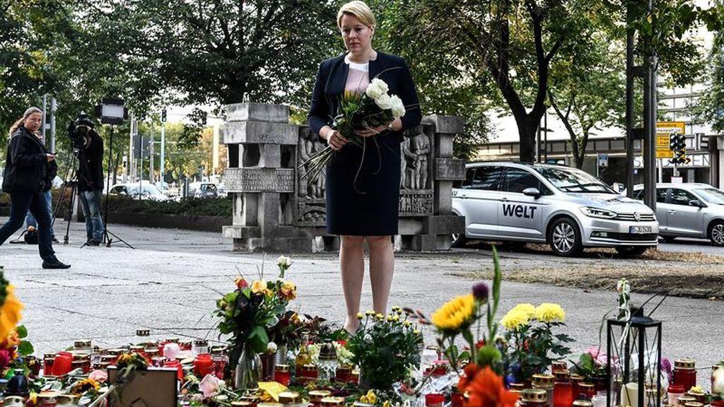 Pequeño homenaje en Chemnitz