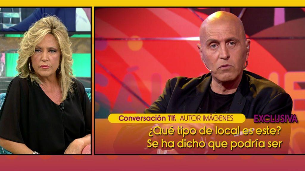 Vota: ¿Ha traicionado Lydia Lozano a Kiko Matamoros?
