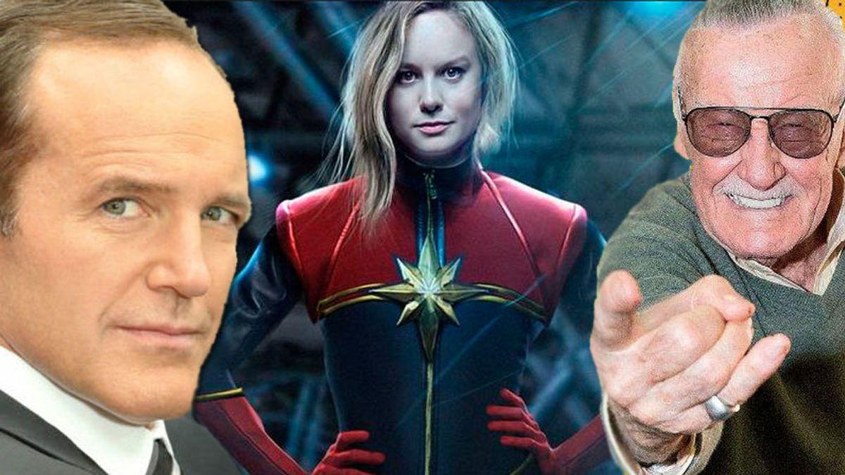Un fan se imagina la escena perfecta para resucitar a Phil Coulson en 'Capitana Marvel'